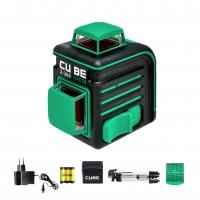 Нивелир лазерный ADA CUBE 2-360 Green Professional Edition