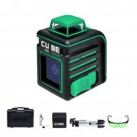 Нивелир лазерный ADA CUBE 360 Green Ultimate Edition
