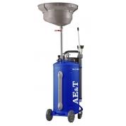 Установка для сбора и замены масла AE&T HC-2185