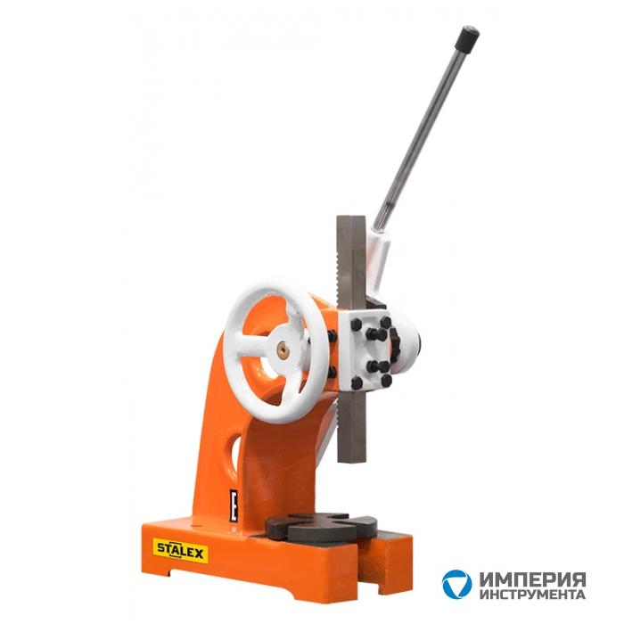 Пресс реечный с храповым механизмом Stalex RAP-2