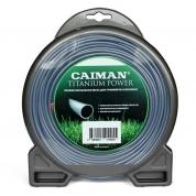 Леска триммерная Caiman Pro 2.5мм 81м