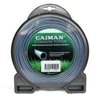 Леска триммерная Caiman Pro 2.5 мм 15 м