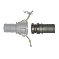 """Соединение Caiman Cam-Lock """"папа"""", d=38mm(1,5"""")"""