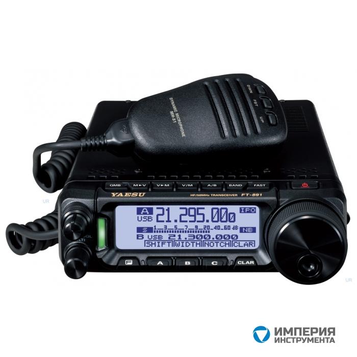 Радиостанция Yaesu FT-891