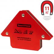 Угольник магнитный ТОРУС Smart&Solid MAG 601