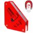 Угольник магнитный ТОРУС Smart&Solid MAG 606