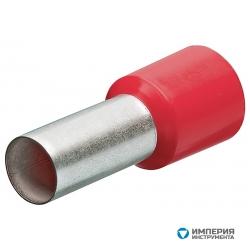 Гильзы контактные с пластмассовыми изоляторами KNIPEX KN-9799337