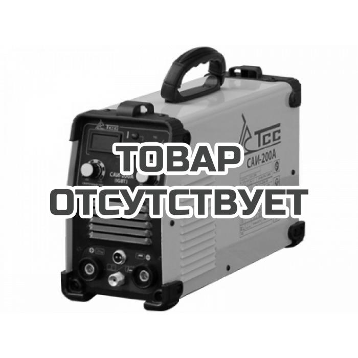 Сварочный инвертор ТСС САИ-200А (TIG/MMA)