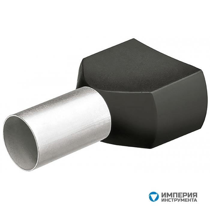 Сдвоенные концевые гильзы KNIPEX KN-9799373 (200 шт.)