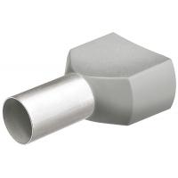 Сдвоенные концевые гильзы KNIPEX KN-9799375 (100 шт.)