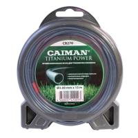 Леска триммерная Caiman Pro 3.5 мм 9м