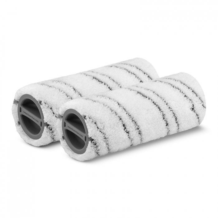 Комплект серых роликовых щеток Karcher