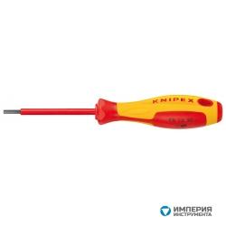 Отвертка для винтов с профилем KNIPEX KN-981340