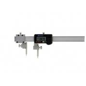 Штангенциркуль спец. SHAN ШЦЦСЦ-1 5-200-0,01 для изм. расст. м/у центрами отверстий с цилиндрич. изм. стержнями