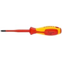 Отвёртка крестовая тонкая Phillips® KNIPEX KN-982402SL