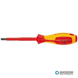 Отвертка для винтов Torx KNIPEX KN-982610