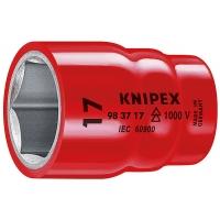 Торцовая головка для винтов с шестигранной головкой 3/8 KNIPEX KN-983719