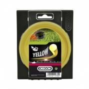 Леска Roundline 2,0мм *15м желт. Oregon 90152Е