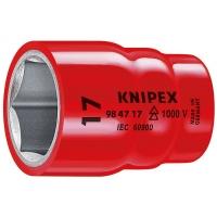 Торцовая головка для винтов с шестигранной головкой 1/2 KNIPEX KN-984716