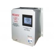 Однофазный цифровой настенный стабилизатор напряжения Ресанта ACH-5000Н/1-Ц