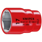 Торцовая головка для винтов с шестигранной головкой 1/2 KNIPEX KN-984722