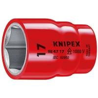 Торцовая головка для винтов с шестигранной головкой 1/2 KNIPEX KN-984724