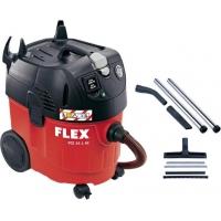 Профессиональный безопасный пылесос Flex VCЕ 35 L АC + набор для чистки