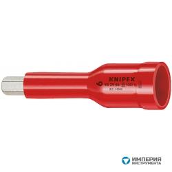 Торцовая головка для винтов с внутренним шестигранником 1/2 KNIPEX KN-984906
