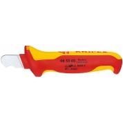 Нож для удаления оболочки круглого кабеля KNIPEX KN-985303