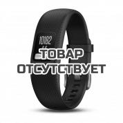 Умный браслет черный Garmin Vivofit 4