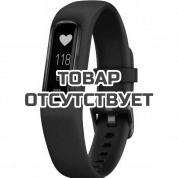 Умный браслет черный Garmin Vivosmart 4