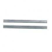 Комплект двусторонних лезвий из быстрорежущей стали, 312 мм (B-02870)