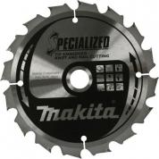 Диск для демонтажных работ Makita 190мм*30мм 24зуб (B-31289)