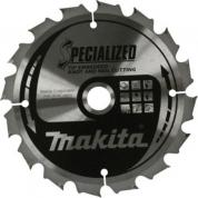 Диск для демонтажных работ Makita 210мм*30мм 24зуб (B-31354 )