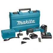 Аккумуляторный многофункциональный инструмент Makita DTM 50 RFE X1