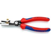 Клещи с накатанной головкой и контргайкой для удаления изоляции, с резаком StriX® KNIPEX KN-1362180