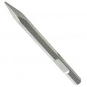 Пикообразное долото Makita  400 мм 30мм шестигранник HM1400\HM1304 (P-05549)