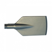 Лопаточное долото Makita 125x400 мм 28.6мм с шестигранным креплением HM1304B\HM1801\HM1810 (P-05717)