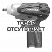 Аккумуляторный ударный гайковерт Makita TW 100 DZ