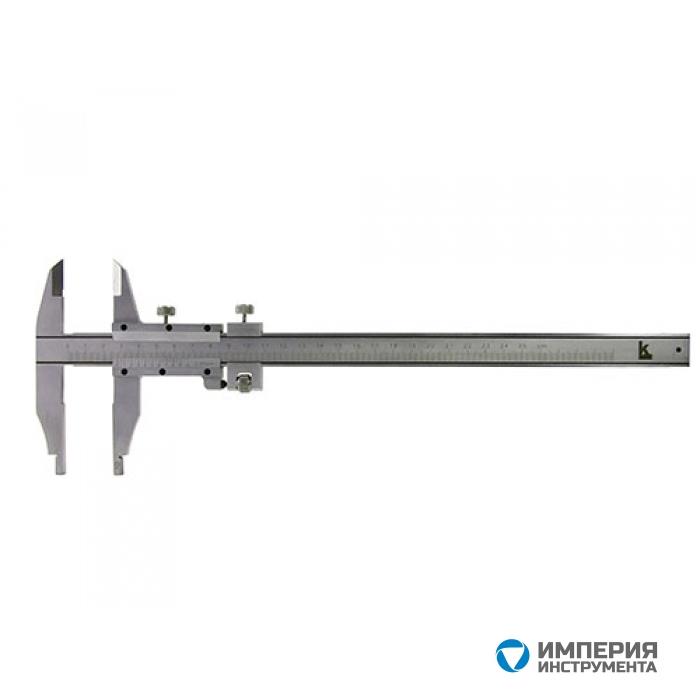Штангенциркуль ШЦ-2-250 0.02 губ.60мм КЛБ