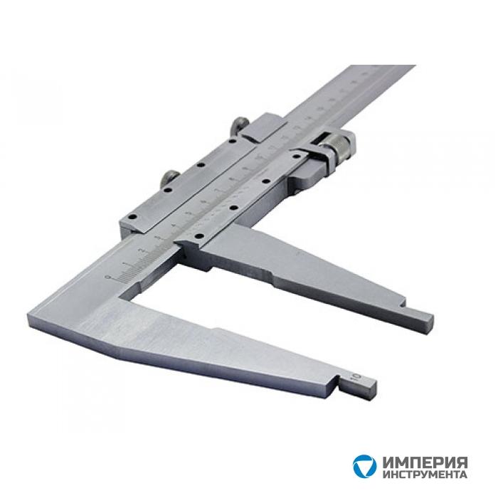 Штангенциркуль ШЦ-3-1250-0.1 губки 125мм КЛБ