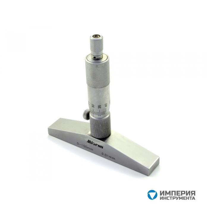 Глубиномер микрометрический ГМ-300 0.01 МИК*