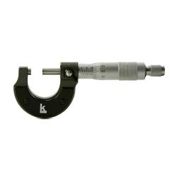 Микрометр МК-25 0.01 КЛБ черный