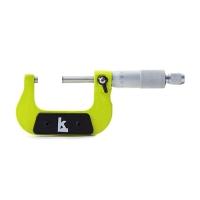 Микрометр МК-225 0.01 КЛБ желтый