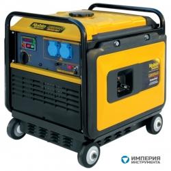 Бензиновый генератор Caiman Tristar 8510EX
