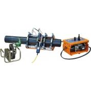 Электрогидравлическая стыковая сварочная машина Ritmo BASIC 160 с комплектом вкладышей зажимов Ø 40 – 140 мм