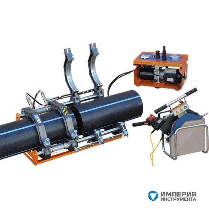 Электрогидравлическая стыковая сварочная машина Ritmo BASIC 355