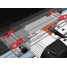 Камнерезный станок NUOVA BATTIPAV PRIME 700S с лазерным указателем