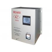 Однофазный цифровой настенный стабилизатор напряжения Ресанта ACH-12000Н/1-Ц