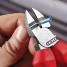 Кусачки боковые для удаления изоляции KNIPEX KN-1425160